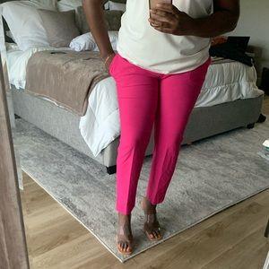 Zara dress pants-pink